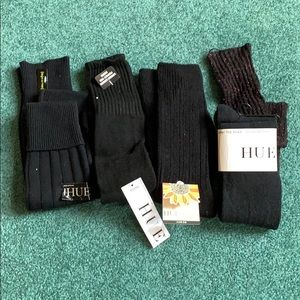Assorted Hue Socks/Legwarmers